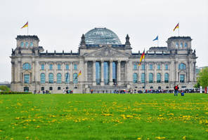 Reichstag Building by Furuhashi335