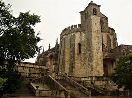 Convento of Tomar by Furuhashi335