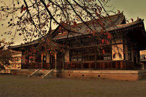Fall in Kofu by Furuhashi335