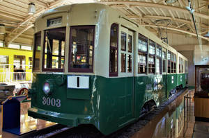 Tram with a Jacobs bogie by Furuhashi335