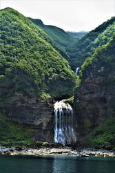 Kamuiwakka waterfall by Furuhashi335