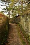 Narrow stony path in Matsushima by Furuhashi335