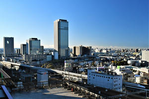 Nagoya cityview by Furuhashi335