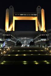 Nagoya Congress Centre by Furuhashi335