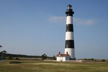 Bodie Island Lighthouse by insomniaworks