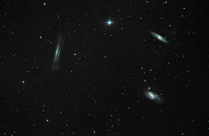 The Leo Triplet by insomniaworks