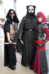 Expanded Universe Sith Lords by ctrlaltvamp