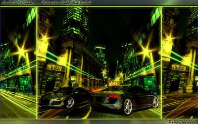 My Audi R8 by ragingpixels