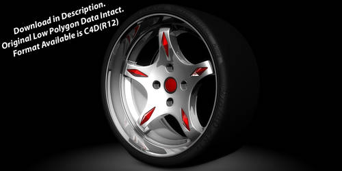 Free Diamond Deals Wheel Model by ragingpixels