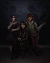 Family Portrait by DiraMurkeHeol