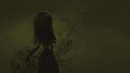 Spooktober: Ghoul by DiraMurkeHeol