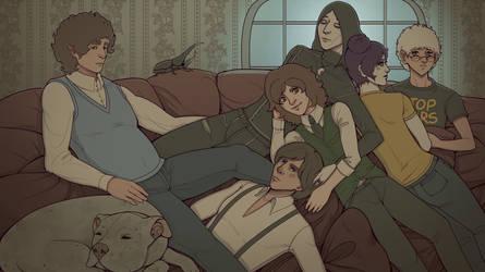 The Family by DiraMurkeHeol