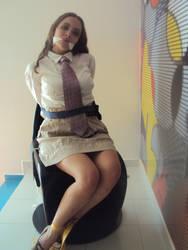 necktie gagged by aguze2