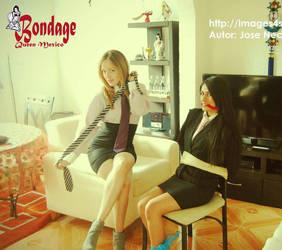 Bondage couple set 2 for sale by aguze2