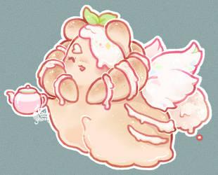 Eggnog!! by fairy-ghost