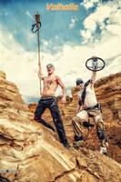 Mad Max War Boys by demon00700