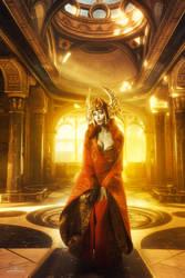 Barenziah from Elder Scrolls by demon00700