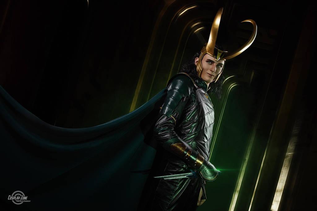 Loki cosplay by demon00700