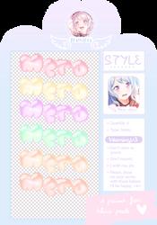 Candy ( Style Pack ) by meromerowanko