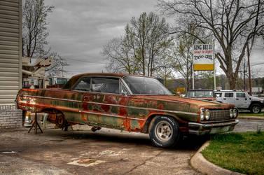 old rusty by va-guy
