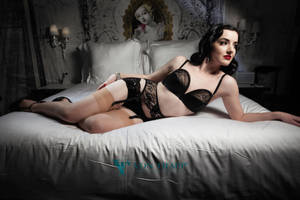 Reclined by Von Trapp Boudoir Photography 2015 by VTphoto