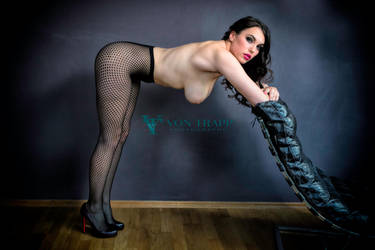 Dominika in Tights v.1 by Von Trapp Photo 2016 by VTphoto