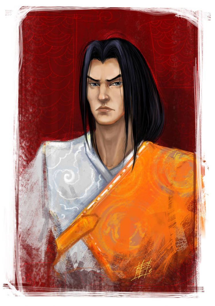 Young Hanzo by Moerin