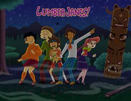 ScoobyJanes by ghoststriker