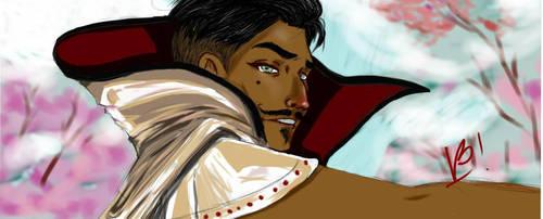 ah Dorian by senshi666