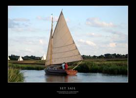 Set Sail by saecula