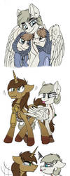 Rather Big Stitchpony Sketchdump by Celestial-Rainstorm
