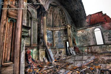 Lost Sanctuary by ellysdoghouse