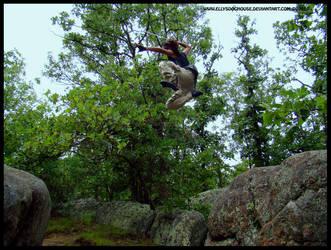 Epic Leap by ellysdoghouse