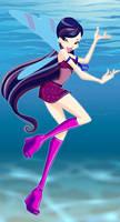 Kristen, Fairy of Sound by RebelWinxGirl