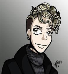 Alex by undeadfriend