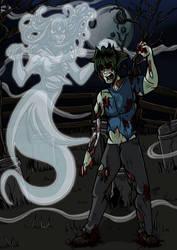 An Undead Friend Halloween by undeadfriend