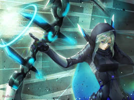 Project Ashe by RedHod2