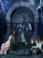 Priestesses by nianiniel