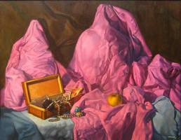 Still-Life 19 , under drapery by Majarov86