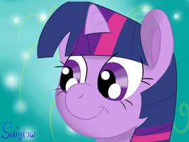 Twilight's Smile by Mara-Jeyd