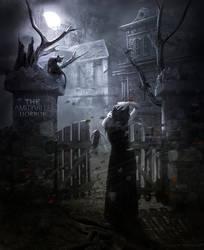 The Amityville Horror by TOTsamyiTIP