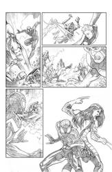 All-New X-Men Sample Page 3 by Hominids