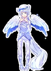 |CM| GypthemonsterAJ by Pinekoko