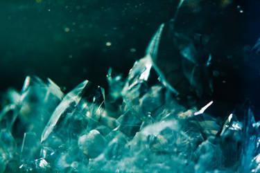 crystal closeup by janbk