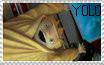 Stamp: YOLO Sandman by R-O-K-U-S-H-I