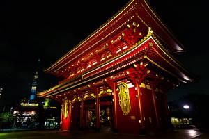 Sengoji Skytree by maxre