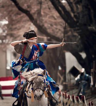 Blue (Women Warriors Series) by maxre