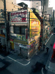 Side street by maxre