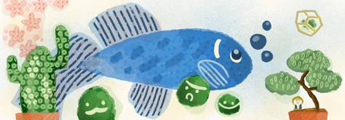 Tayasui Fish by SlantedFish