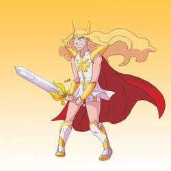 She-Ra by Nolicedul